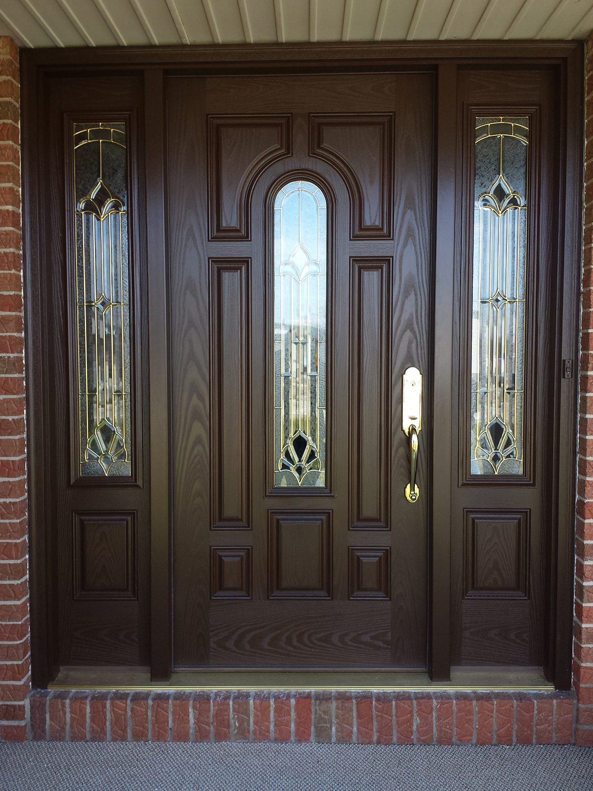 Residential Entry Doors Denny S Door Company In Celina Ohio