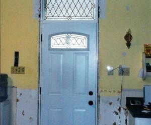 After Alston Glass Rear Door