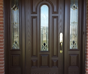 Residential Entry Doors Denny S Door Company In Celina Ohio