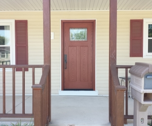 BLT Naples Craftsman Resi Entry Doors