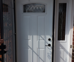 SHD Alston Glass EXT Resi Entry Door