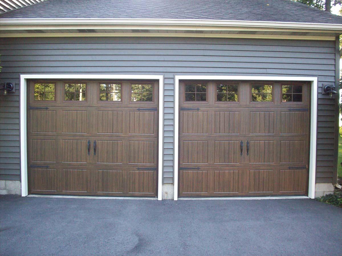 Residential Sectional Doors Denny S Door Company In