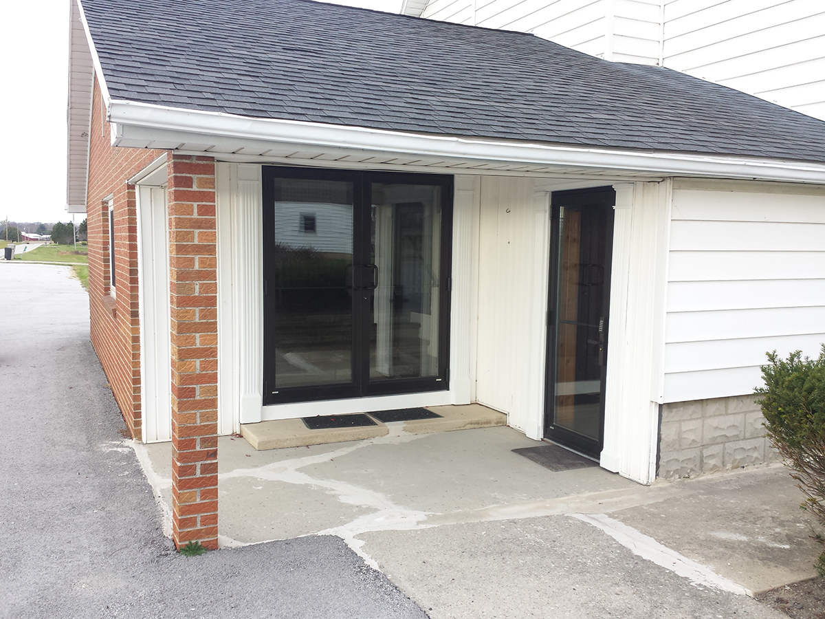 Tubelite Narrow Stile & STOREFRONT GLASS u0026 FRAMING u2013 Dennyu0027s Door Company in Celina Ohio